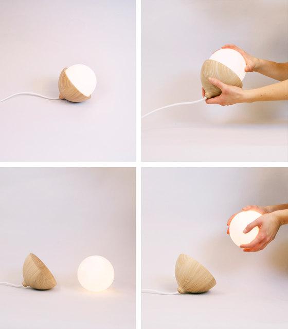 A Piece Of Light by Caroline Brahme | Prototypes