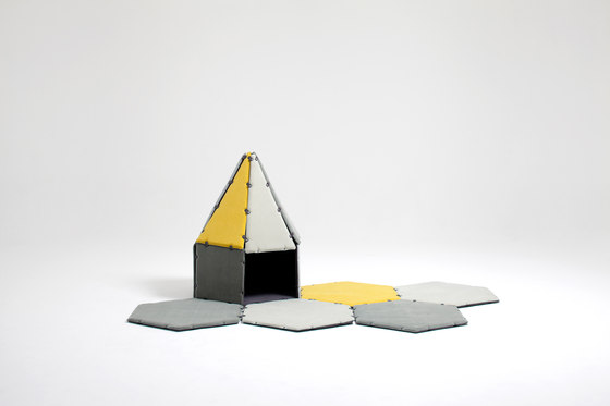 Tipi by Laure Kasiers Design | Prototypes
