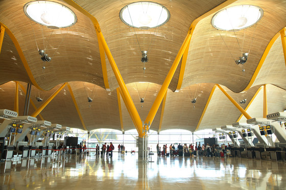 Madrid Barajas Airport By Moso Reference Projects