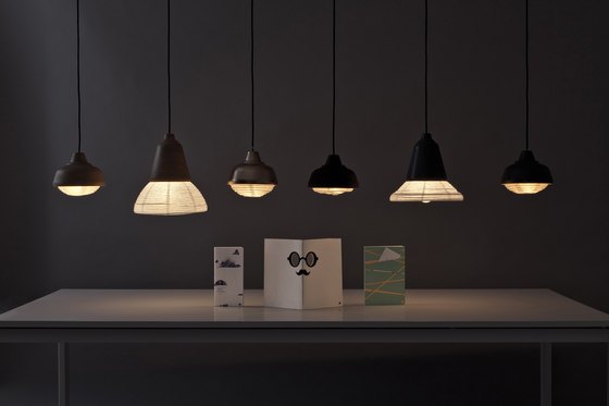 The New Old Light by kimu design studio | Prototypes