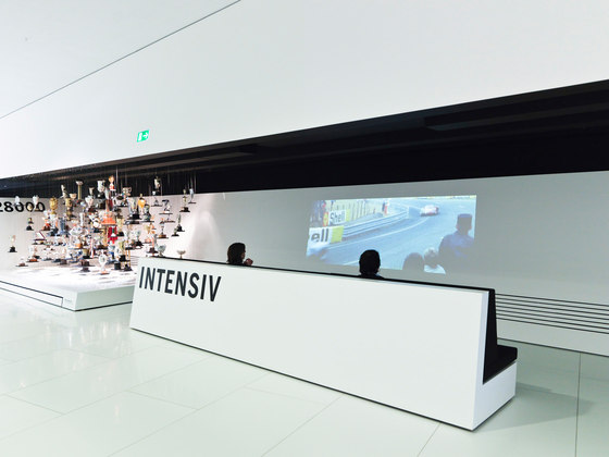 New Porsche Museum by macom GmbH | AudioVisual Design | Museums