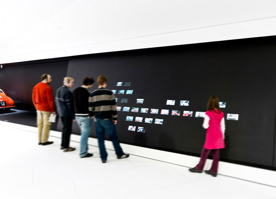 macom GmbH | AudioVisual Design-New Porsche Museum