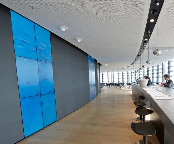 Vodafone Campus Düsseldorf by macom | AudioVisual Design | Office buildings