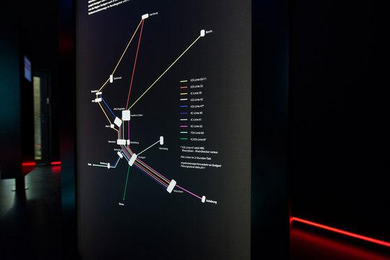 Turmforum Railway Project by macom | AudioVisual Design |
