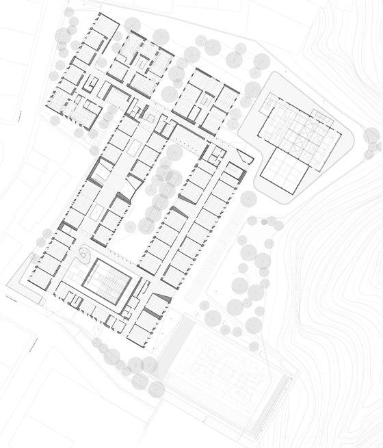 CVDB Arquitectos-Braamcamp Freire Secondary School