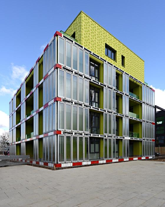 BIQ house by Arup | Apartment blocks
