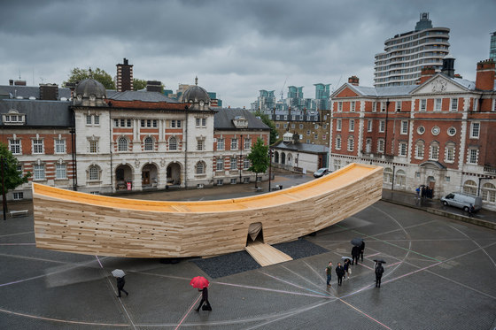 The Smile by Arup | Installations