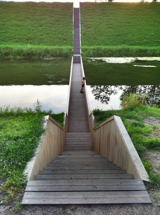 Moses Bridge by RO&AD architecten | Bridges