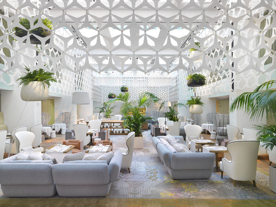 Mandarin Oriental Hotel by AXOR | Manufacturer references