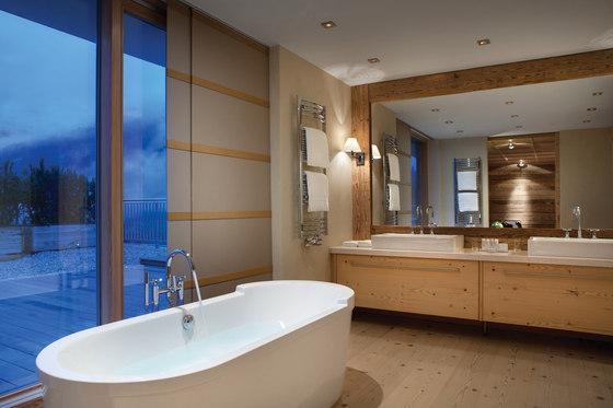 "Kempinski Hotel ""Das Tirol"" de AXOR | Manufacturer references"