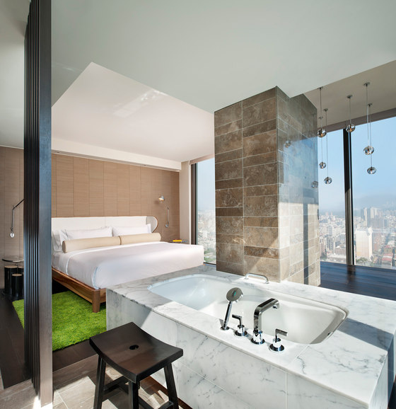 W Hotel Taipeh de AXOR | Manufacturer references