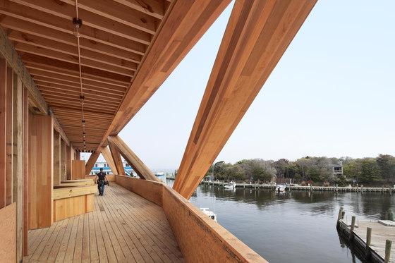 HOLLWICH KUSHNER LLC (HWKN)-Fire Island Pines Pavilion