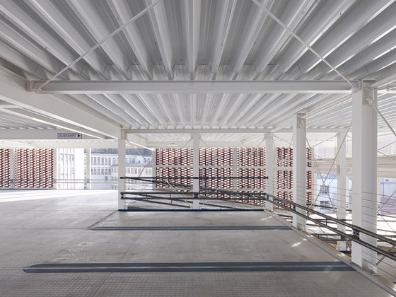 Cityparkhaus Backnang by mattes ∙ sekiguchi partner architekten BDA | Industrial buildings