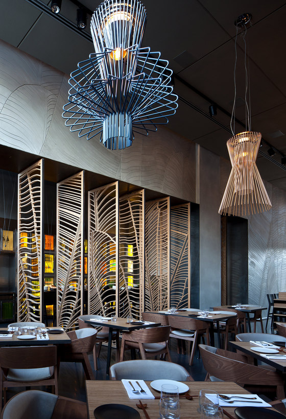 Taizu Restaurant by Foscarini | Manufacturer references