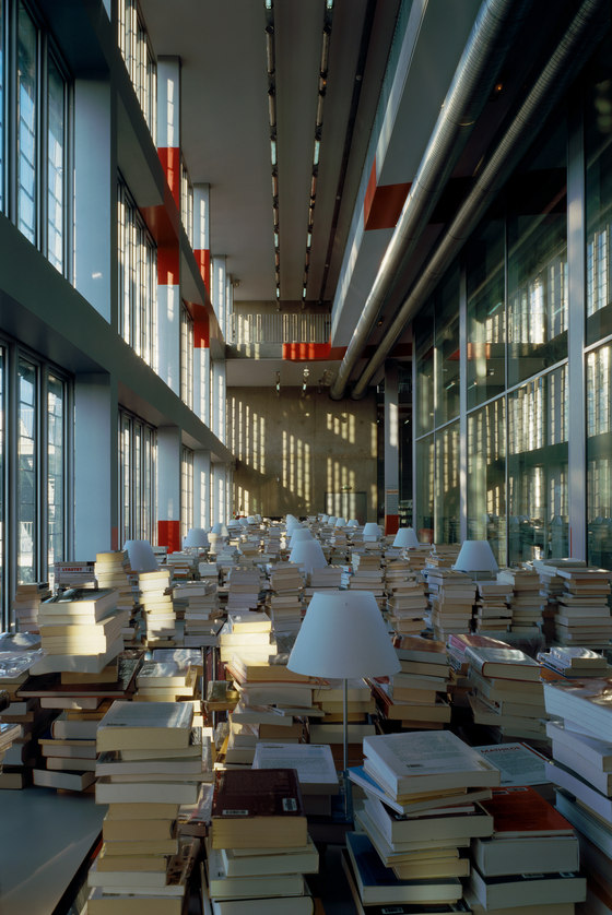 The André Malraux Library by Jean Marc Ibos Myrto Vitart | Museums