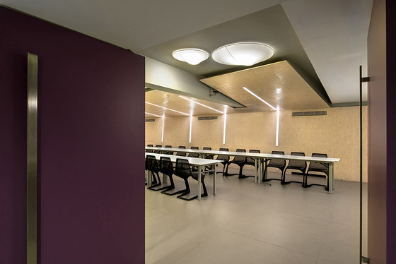 Refurbishment of the conference room «SIOTIS» by mp-architects | Office facilities