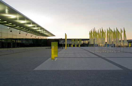 Neue Messe by wulf architekten | Trade fair & exhibition buildings