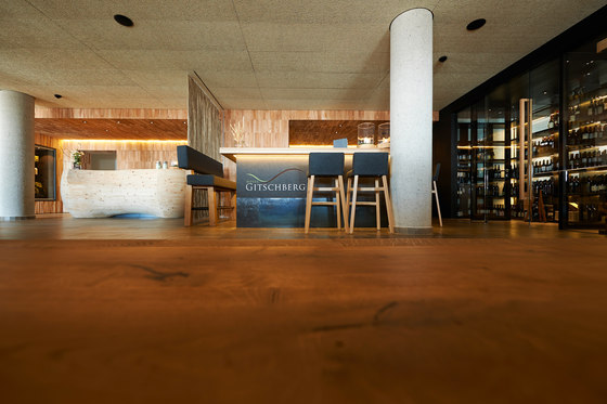 Hotel Gitschberg by Billiani | Manufacturer references