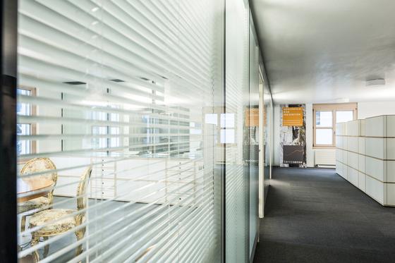 Bürogemeinschaft Churerstrasse 99 von Billiani | Herstellerreferenzen