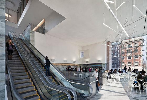 Columbia University Interdisciplinary Science Building de Santa & Cole   Referencias de fabricantes