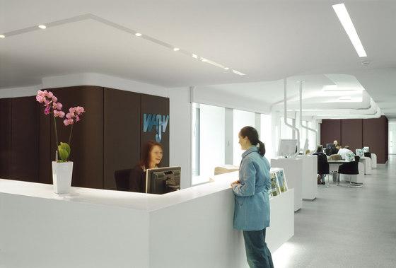 Württembergische Gemeinde-Versicherung a.G. (WGV) de Sedus Stoll | Referencias de fabricantes
