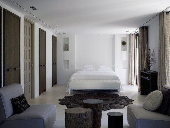 Modern design in bedroom by #PietBoon