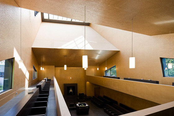 Jewish Community Center de Manuel Herz Architects | Édifices sacraux / Centres communautaires