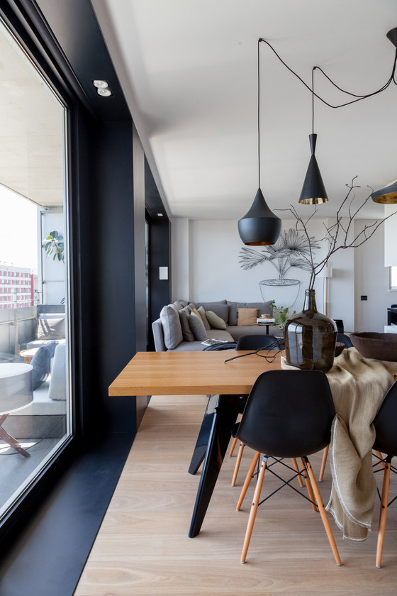 Diagonal Mar apartment de YLAB Arquitectos | Espacios habitables