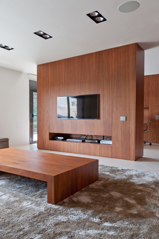 bellaterra house by ylab arquitectos living space