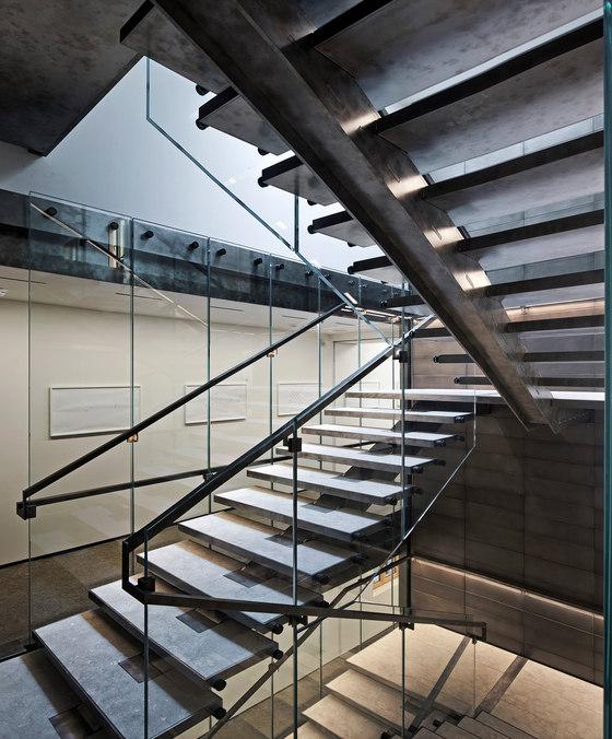 Scala Fondazione Vac - Palazzo Zattere by De Castelli | Manufacturer references