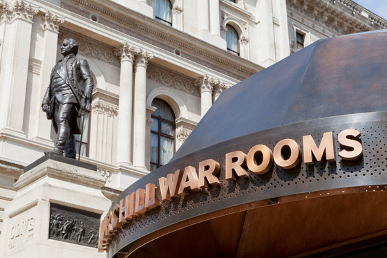 Clash Associates Ltd-Churchill War Rooms | New Entrance Building