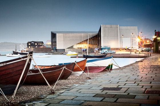 Mareel | Cinema and Music Venue by Gareth Hoskins Architects | Cinema complexes