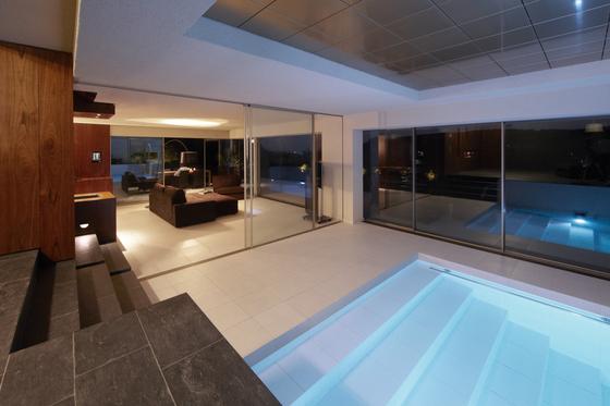 Indoor pool keller  Spa & Wellness by Keller | Manufacturer references