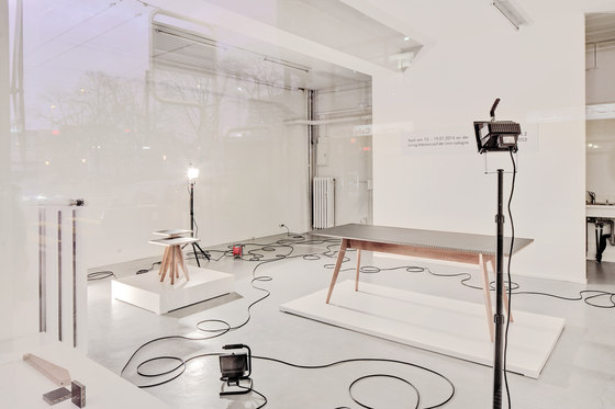 In Szene - Temporary Scenography by Harry Hersche | Temporary structures