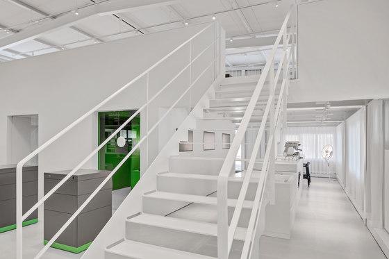 strasserthun showroom «punkt6» by Harry Hersche |