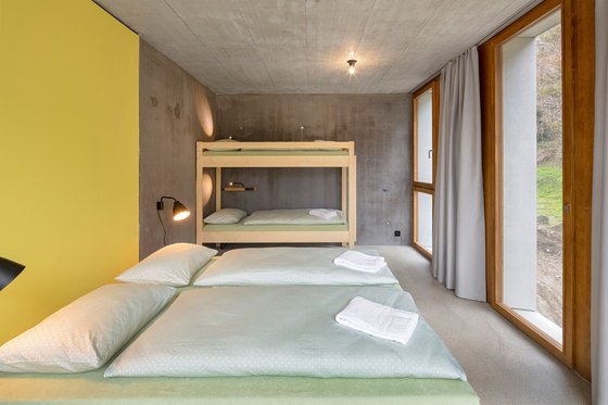Youth Hostel Bern by horgenglarus | Manufacturer references