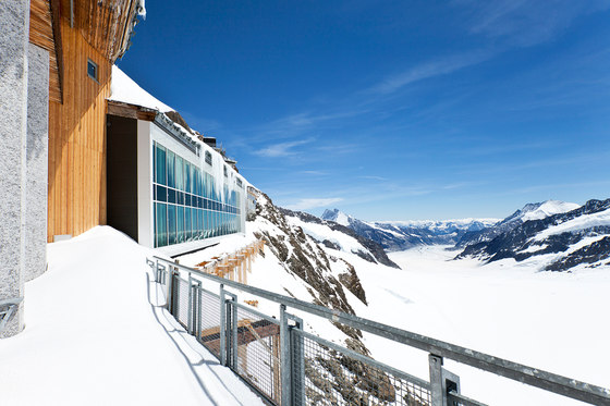 Jungfraujoch - Top of Europe Restaurant Bollywood by horgenglarus | Manufacturer references