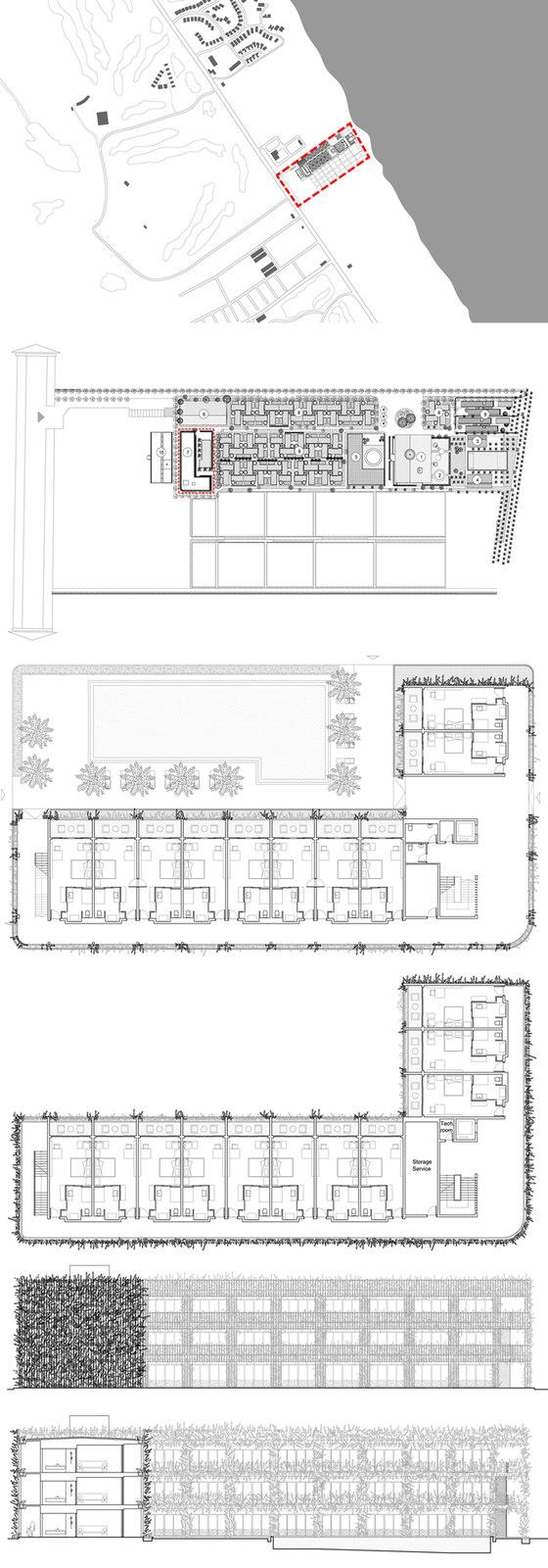 Naman Retreat Babylon by Vo Trong Nghia Architects   Hotels
