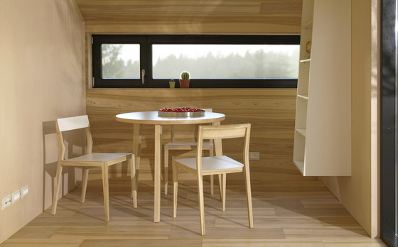 Esclice Self Contained Modular Concept House By Mint Furniture Reference  Projects | Manufacturer References
