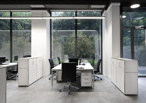 Verwaltungsgebäude der Shanghai Central Eagle Real Estate von Bosse | Herstellerreferenzen