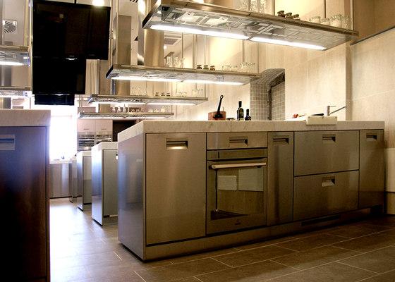 Arclinea Design Cooking School for Boscolo Etoile Academy de Arclinea | Referencias de fabricantes