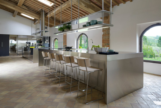 house in Tuscany by Arclinea | Manufacturer references