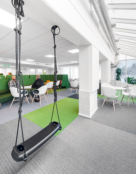 Microsoft's headquarters de Kristalia | Referencias de fabricantes