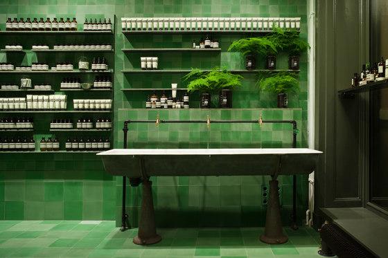 Aesop Store Berlin Mitte By Weiss Heiten Shop Interiors