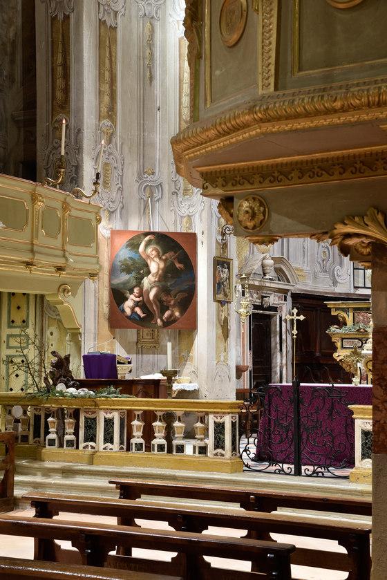 Chiesa dell'Assunta di Linea Light Group | Riferimenti di produttori