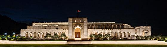 The Parliament Of The Sultanate Of Oman de Linea Light Group | Références des fabricantes