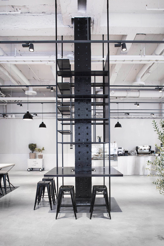 usine by design by richard lindvall bar interiors. Black Bedroom Furniture Sets. Home Design Ideas