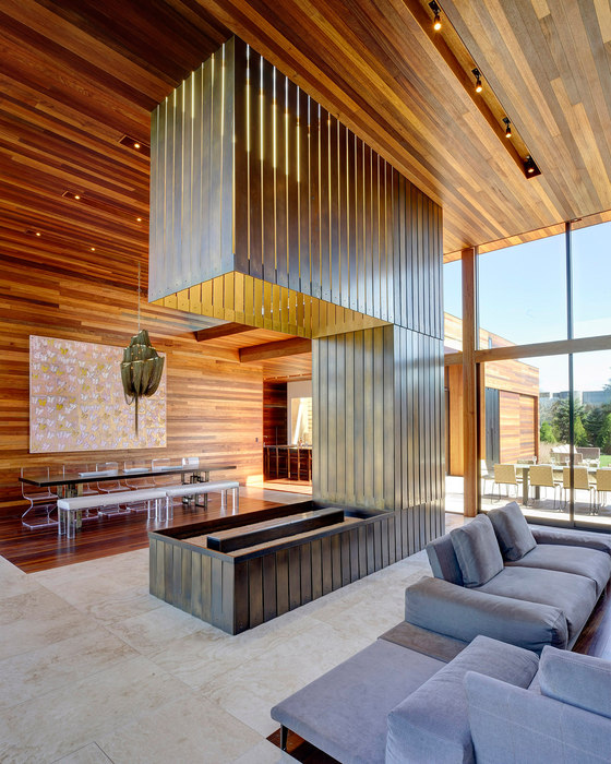 Sam's Creek by Bates Masi + Architects | Detached houses