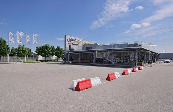 Audi Trainings Center ATC3 von OWA | Herstellerreferenzen