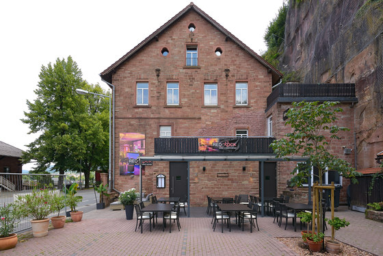 Red Rock Music & Sports Lounge von OWA | Herstellerreferenzen
